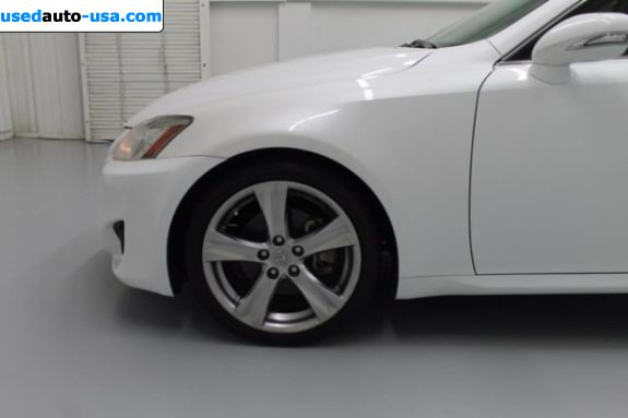 Car Market in USA - For Sale 2012  Lexus IS