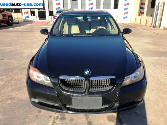Car Market in USA - For Sale 2007  BMW 3 Series 328i - Sedan