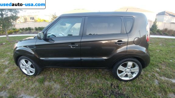 Car Market in USA - For Sale 2011  KIA Soul Sport - Wagon