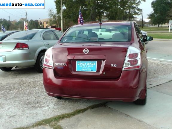 Car Market in USA - For Sale 2007  Nissan Sentra 2.0 S