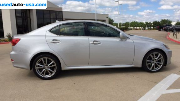 Car Market in USA - For Sale 2008  Lexus IS IS 250 - Sedan