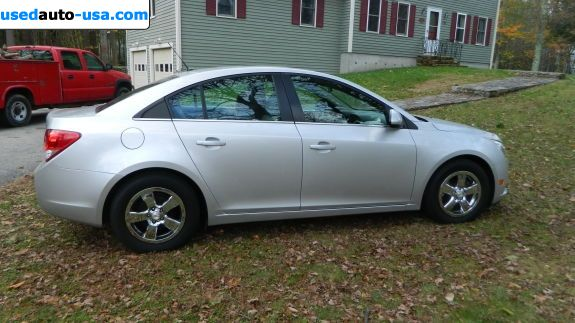 Car Market in USA - For Sale 2011  Chevrolet Cruze LT Fleet