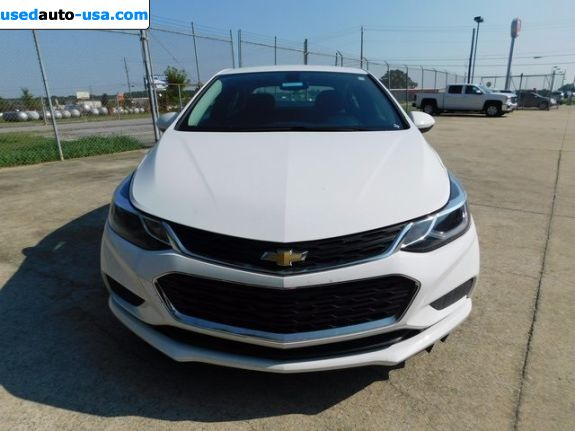 Car Market in USA - For Sale 2017  Chevrolet Cruze LT