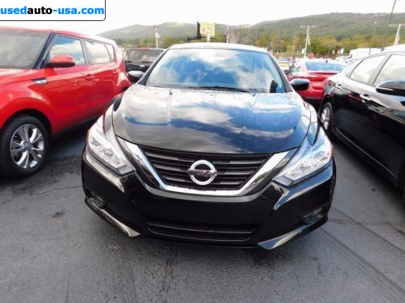 Car Market in USA - For Sale 2017  Nissan Altima 2.5 SV