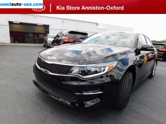 Car Market in USA - For Sale 2017  KIA Optima LX