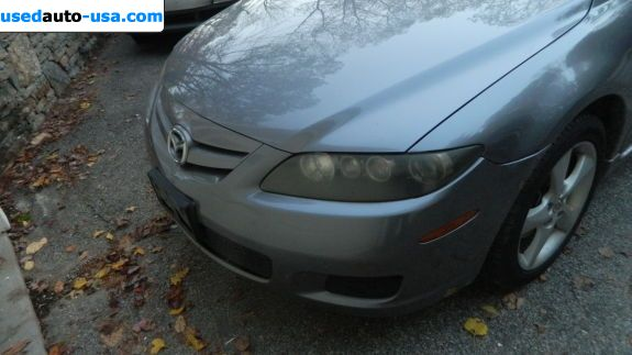 Car Market in USA - For Sale 2007  Mazda 6 i Grand Touring