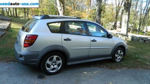 Car Market in USA - For Sale 2004  Pontiac Vibe Base
