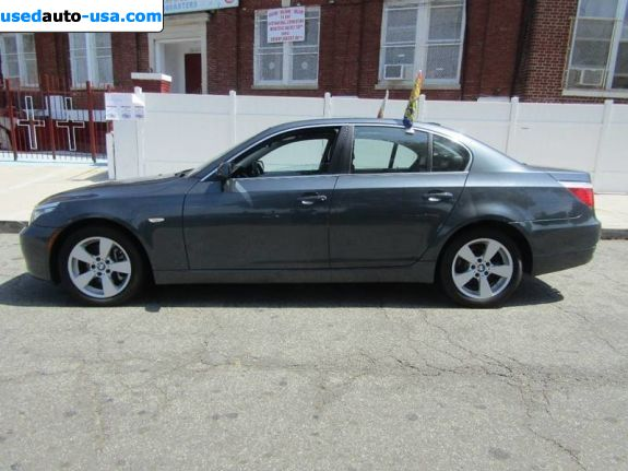 Car Market in USA - For Sale 2008  BMW 5 Series