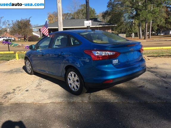 Car Market in USA - For Sale 2012  Ford Focus SE - Sedan