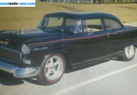 Car Market in USA - For Sale 1955  Chevrolet 150