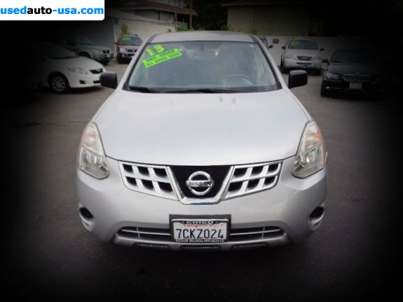 Car Market in USA - For Sale 2013  Nissan Rogue SV