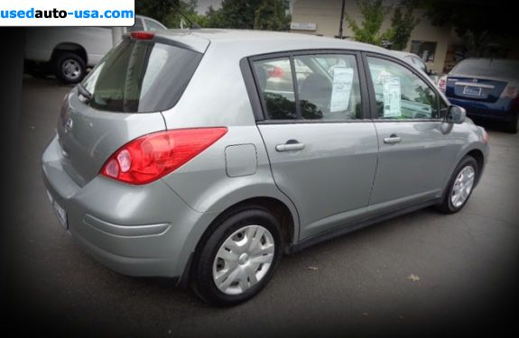Car Market in USA - For Sale 2010  Nissan Versa 1.8 S