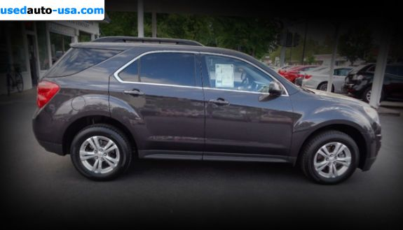 Car Market in USA - For Sale 2013  Chevrolet Equinox LT