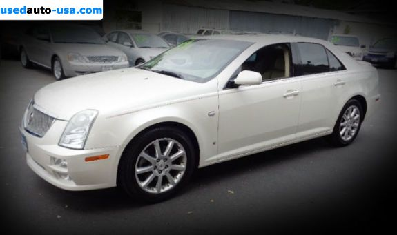 Car Market in USA - For Sale 2006  Cadillac STS V6