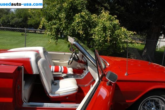 Car Market in USA - For Sale 1966  Ford Thunderbird