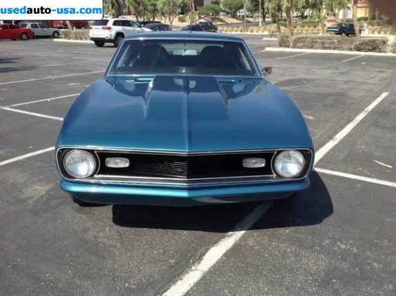 Car Market in USA - For Sale 1968  Chevrolet Camaro