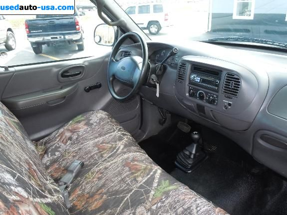 Car Market in USA - For Sale 2001  Ford F 150 4X4
