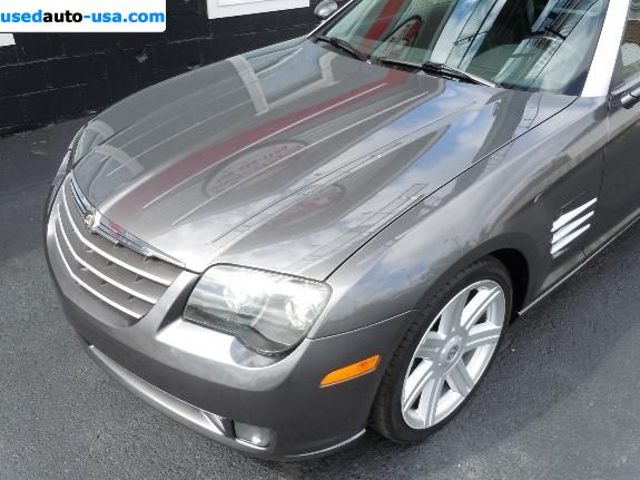 Car Market in USA - For Sale 2004  Chrysler Crossfire