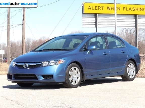 Car Market in USA - For Sale 2009  Honda Civic