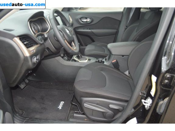Car Market in USA - For Sale 2016  Jeep Cherokee Latitude