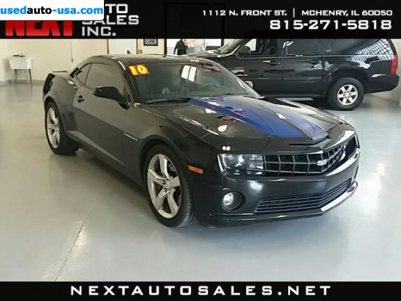 Car Market in USA - For Sale 2010  Chevrolet Camaro 2SS - Coupe