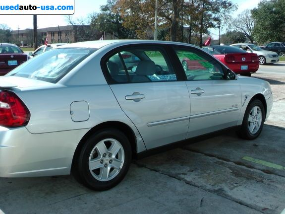 Car Market in USA - For Sale 2005  Chevrolet Malibu LS
