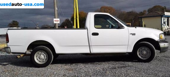 Car Market in USA - For Sale 2000  Ford F 150 Work - Regular Cab Pickup