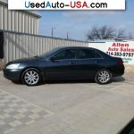 Honda Accord EX-L V-6  used cars market