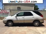Buick Rendezvous CX  used cars market
