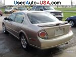 Car Market in USA - For Sale 2002  Nissan Maxima SE - Sedan