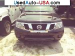 Nissan Frontier SV  used cars market