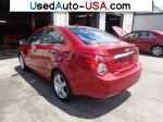 Car Market in USA - For Sale 2012   Sonic LTZ