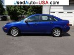 Ford Focus ZX4 SE  used cars market