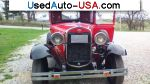 Car Market in USA - For Sale 1931   Model A