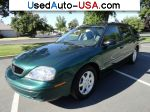 Mercury Sable GS  used cars market