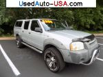 Nissan Frontier XE-V6  used cars market