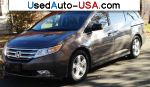 Honda Odyssey Touring Elite  used cars market