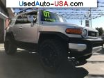 Car Market in USA - For Sale 2007  Toyota FJ Cruiser Base