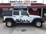 Jeep Wrangler Unlimited Sport  used cars market