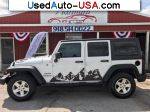 Car Market in USA - For Sale 2013  Jeep Wrangler Unlimited Sport