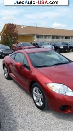 Car Market in USA - For Sale 2008  Mitsubishi Eclipse GS - 2dr Hatchback