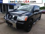 Nissan Titan XE  used cars market