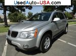 Pontiac Torrent Base  used cars market