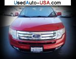 Car Market in USA - For Sale 2009  Ford Edge Limited - 4dr SUV
