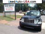 Jeep Liberty Limited Edition  used cars market