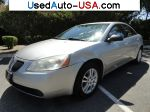 Pontiac G6 Base  used cars market
