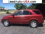 Car Market in USA - For Sale 2007  KIA Sorento LX - 4dr SUV