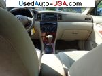 Car Market in USA - For Sale 2008  Toyota Corolla LE