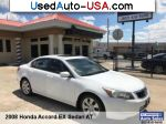 Honda Accord EX  used cars market