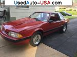 Car Market in USA - For Sale 1987  Ford Mustang